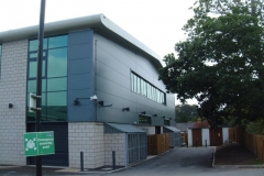 New Energy & Fabrication Building, Coleg Menai, Llangefni