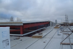 Roof Alterations at Excelsior Technologies, Deeside