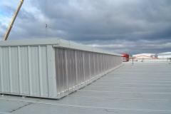 Raised Roof at Deeside