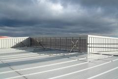 Kingspan KS1000LP Panels at Excelsior Technologies, Deeside